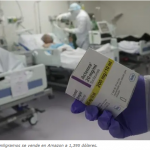 Hospital Marcelino Vélez carece de medicamento vital para enfermos graves de COVID-19