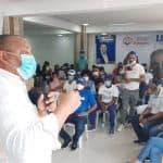 Movimiento Comprometido Con La Patria Dominicana juramenta Jóvenes como Coordinadores de Luis Abinader