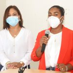 Doctora Lorenzo y Movimiento Médico Nuevo Horizonte respaldan candidata a diputada PRM Leyvi Bautista