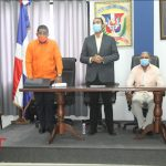 Alcaldía SDO realizó con el CM- PMR reunión de emergencia ante propagación COVID-19 y virtual paso de tormenta