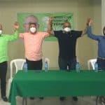 Partido Verde Dominicano proclama a Miguel Espinal como su candidato a diputado en SDO