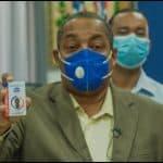 Alcalde José Andújar  anuncia reactivación se  seguro médico.