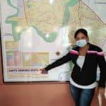 Doctora Lorenzo llama a tener precaución durante paso tormenta Isaías; se reúnen organismos socorro SDO