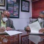Alcalde José Andújar sostuvo una reunión con el Dr. Modesto Guzmán