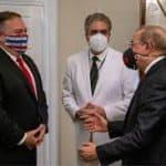 Pompeo dice Danilo Medina es defensor de la democracia de la región