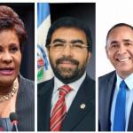 Tres diputados del PRM fueron nombrados en el Gobierno de Luis Abinader