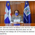 Miriam advierte que no tolerará corrupción y crimen en su gestión