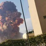 """""""Innumerable"""" número de heridos por fuerte explosión en el puerto de Beirut"""