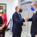 Presidente Abinader se reúne con Danilo y miembros del Comité Político del PLD