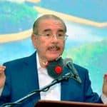 Danilo Medina asume el PLD; explica por qué perdió y cómo volver al poder