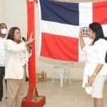 Gobernadora provincia Santo Domingo posiciona a comunitaria Tania Ferreira como nuevo intendente SDO