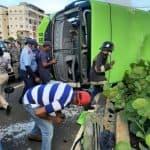 OMSA expresa pesar por accidente en que falleció colaborador y 8 personas resultaron heridas