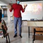 FUNVE organiza taller sobre embarazo en adolescentes