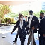 Lucia Medina acude a la Procuraduría requerida por su declaración de bienes