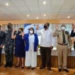 Gobernadora encabeza mesa de seguridad ciudadana y Género en SDO