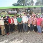 Área VII de Salud realiza jornada de movilización social y hace pruebas COVID-19 en el Cielo Bayona
