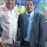 Doctor Félix Batista realiza visita de cortesía a director INAVI