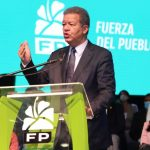 Leonel explica razón de ser de la Fuerza del Pueblo y advierte no darán cabida al grupismo