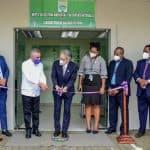 Alcalde de Santo Domingo Este pone en funcionamiento Laboratorio de Calidad de Agua donado por Japón