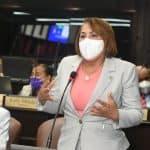 Diputada Ana María Peña considera que Congreso debe legislar para erradicar matrimonio infantil
