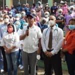Área 7 de Salud realiza evento en el Ensanche Altagracia