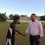 Regidor Rubén Aybar apadrina equipo de fútbol Palavé FC; propugna respaldo municipal para iniciativa de crecimiento de esa disciplina