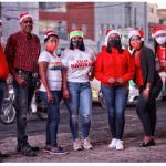 Diputada Leyvi Bautista dio inicio a la navidad en su municipio Santo Domingo Oeste