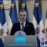 Presidente Abinader anuncia creación de subdirección antifraude y modificación de leyes