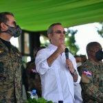 Abinader anuncia aumento salarial para miembros Fuerzas Armadas