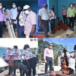 Alcaldía de Haina e INAPA presentan avances del trabajo para llevar AGUA al Municipio de Haina