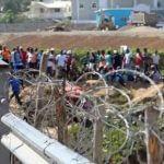Entrada masiva de haitianos ilegales preocupa a residentes de Dajabón