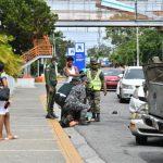 Tapones y arrestos bajo nuevo modelo de toque de queda