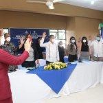 Alcaldía de Haina y Ministerio de Interior y Policía, juramentan Mesa Local de Seguridad, Ciudadanía y Género.