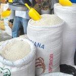 """El arroz """"podría subir a RD$40 la libra"""" si el Gobierno no subsidia la agropecuaria, dicen comerciantes detallistas"""