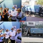 ASDO  integra camión compacto a la recogida de basura