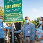 Ayuntamiento Santo Domingo Este recupera más de 150,000 metros de áreas verdes