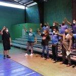 Juramenta nueva directiva de Asociación de entrenadores SDO;eligen a Vley como presidente