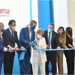 Abinader inaugura sucursal de Plaza Lama