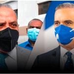 Presidente Luis Abinader destituye al Ministro de Salud Publica Plutarco Arias