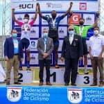 Se desarrolla con éxito la etapa II de la Vuelta Ciclística Independencia Nacional, dedicada a Manuel Jiménez