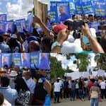 Dirigentes del PRM en Santo Domingo Oeste reclaman por empleos