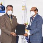 IDOPPRIL y Cruz Roja Dominicana acuerdan no cobrar sangre suministrada a afiliados del Seguro de Riesgos Laborales