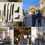 OPERATIVOS DE LA POLICIA NACIONAL DAN RESULTADOS EN EL MUNICIPIO SANTO DOMINGO OESTE