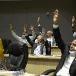 Concejo de Regidores ASDE aprueba iniciativas sometidas por el alcalde Manuel Jiménez