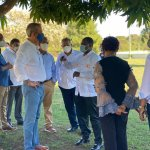 Abinader supervisar infraestructura del Club de la Superintendencia de Seguro este domingo