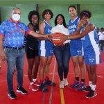 LIBASADO inaugura Primer Torneo de Baloncesto Femenino U25