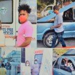 Alcaldía de Haina realiza su acostumbrada entrega de materiales de construcción