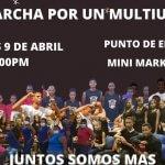 Entidades deportivas y culturales en el Café de Herrera convocan caminata; exigen un Multiuso