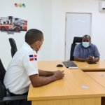 Cuerpo de Bomberos Santo Domingo Oeste desarrolla importante labor de responsabilidad social