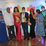 Premios Santo Domingo oeste, celebró su tercera entrega en medio de la pandemia.